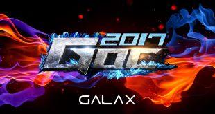 GALAX mengumumkan GALAX Overclocking / eSports Carnival 2017 akan berlangsung di Bangkok, Thailand