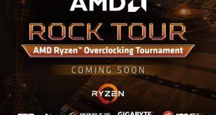 Lomba overclocking Online AMD Rock Tour dengan total hadiah  lebih dari 60 Juta