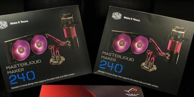 Cooler Master MasterLiquid Maker 240