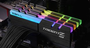 G.SKILL Rilis , Ultra Low Latency CL17 Trident Z RGB DDR4-4266MHz Kits