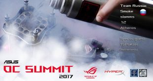 ASUS OC Summit 2017