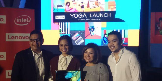 Lenovo Indonesia Tunjuk Andien Aisyah Sebagai Brand Ambassadornya