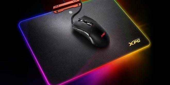 ADATA Perkenalkan INFAREX M10 Gaming Mouse + INFAREX R10 Gaming Mouse Pad