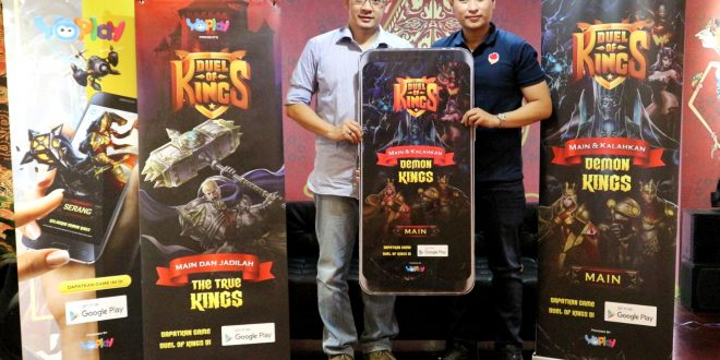 YoPlay Rilis Mobile Game Terbaru Duel of Kings