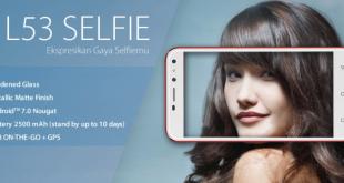 Review Smartphone Lokal Dengan Dual Kamera Depan SPC L53 Selfie