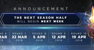 Pertengahan ASL 2018 Season 1 Dimulai Hari Ini!