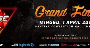 Grand Final Turnamen Point Blank Garena Championship 2018 Siap Mengguncang Kota Medan!