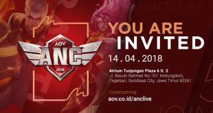 5 Alasan kenapa kamu harus datang ke Grand Final AOV National Championship