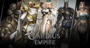 Game RPG Terbaru Penuh Taktik dari GAMEVIL Gardius Empire  Resmi Dirilis!