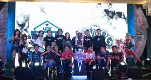 Garena AOV Indonesia Raih Rekor Dunia Dari MURI Pada ASL 2018