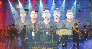 RRQ ENDEAVOUR Kantongi Hadiah Uang Tunai 1 Miliar Di PBNC 2018
