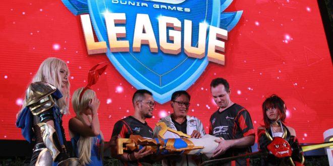 dunia games liga esports