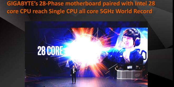 Motherboard GIGABYTE XCC Siap Membuka Peluang Baru Untuk Prosesor Multi-Core