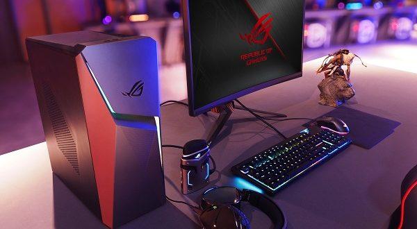 Dua Branded Gaming Desktop ASUS ROG Terbaru Mendarat di Indonesia