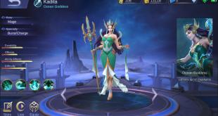 MLBB : Hadirnya Sang Ratu, Terinspirasi oleh Makhluk Mitologis dari Laut Selatan Indonesia