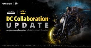 World Boss Spesial Batman Hadir di LINEAGE2 REVOLUTION