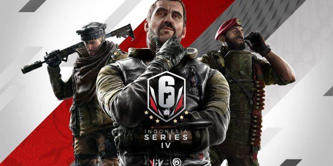 R6S ISL 4, Turnamen R6S dengan Dukungan dari Ubisoft Ini Siap Gelar Partai Finalnya