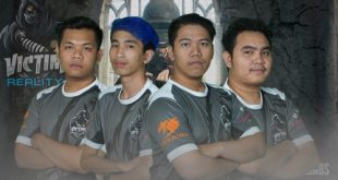 Victim Reality Juarai Kualifikasi Nvidia GeForce Pacific Cup