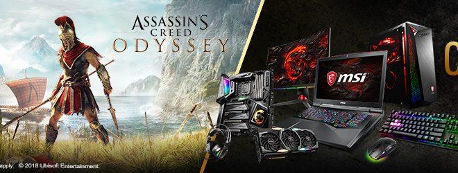 MSI & Ubisoft Mempersembahkan Sinkronisasi Pencahayaan Game Generasi Selanjutnya