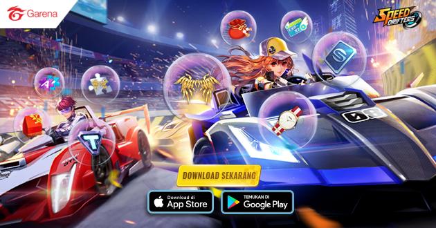 Download Speed Drifters Sekarang Dan Dapatkan Hadiah Spesial Eksklusifnya !