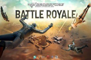 Crossfire battle royale