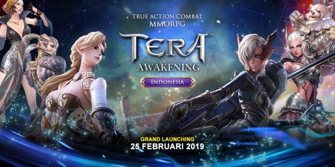 TERA Awakening Indonesia Dapat Dimainkan Pada 25 Februari 2019!
